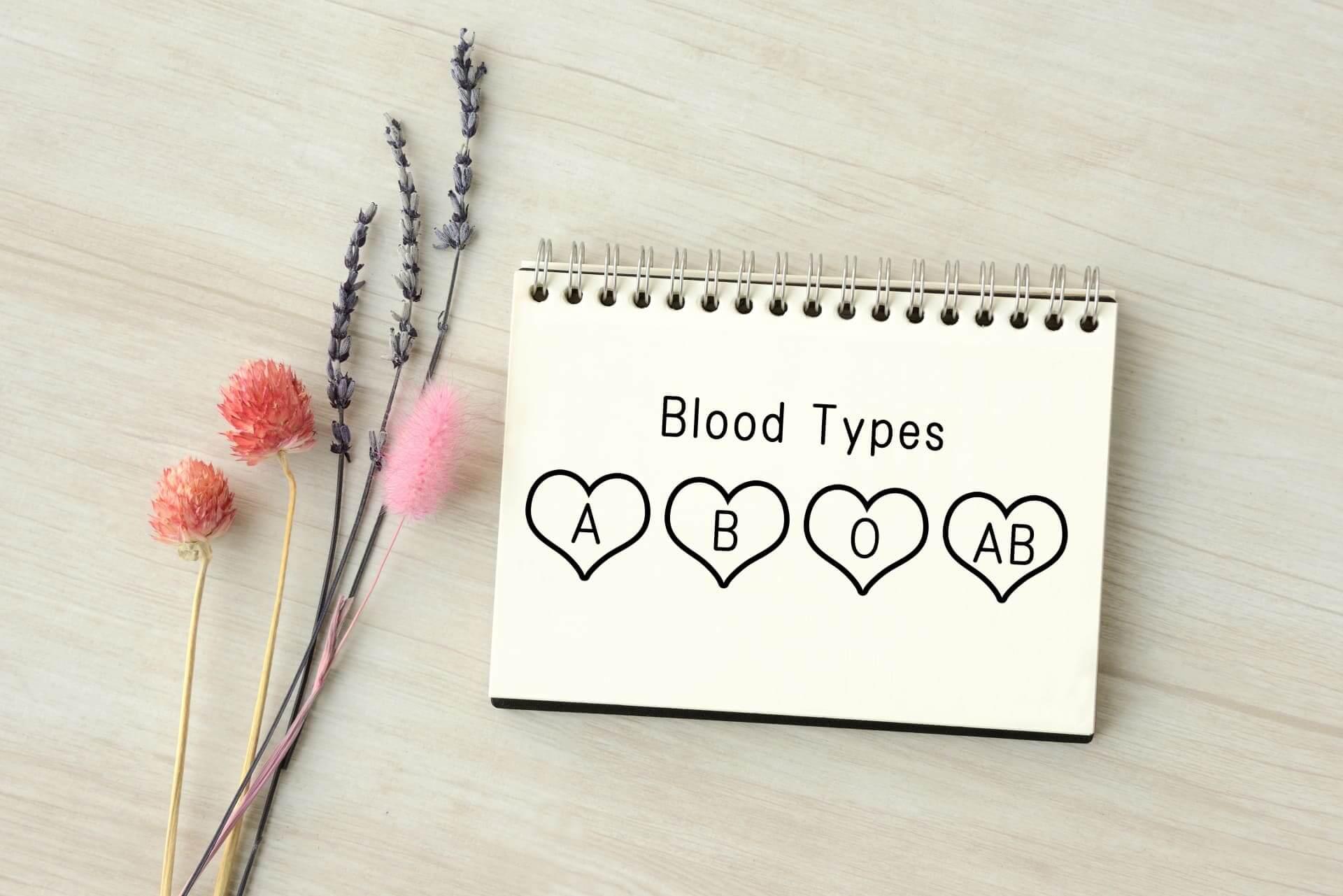 【血液型ランキング】第一印象/太っ腹/大ボケ…あなたの血液型は何位