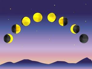【最新2021年】一目でわかる!新月・満月・月のボイドタイム◆カレンダー