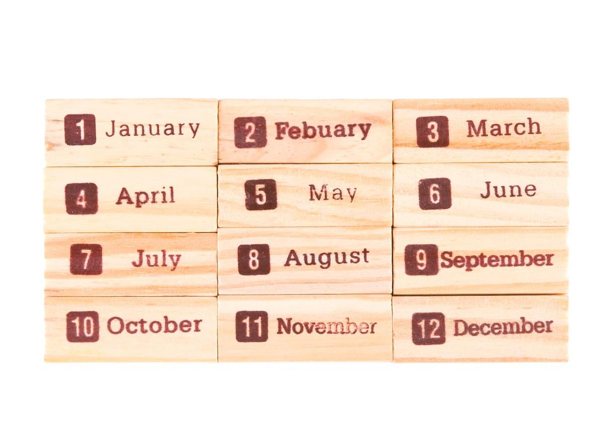 当たる【誕生月占い】あなたの生まれ月から基本性格、自分の特徴がわかる!