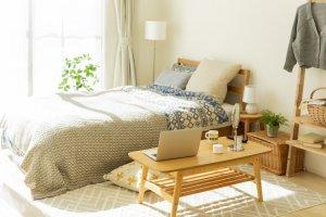 開運風水|運気上昇する「寝室」あなたの運気がアップするインテリア開運術