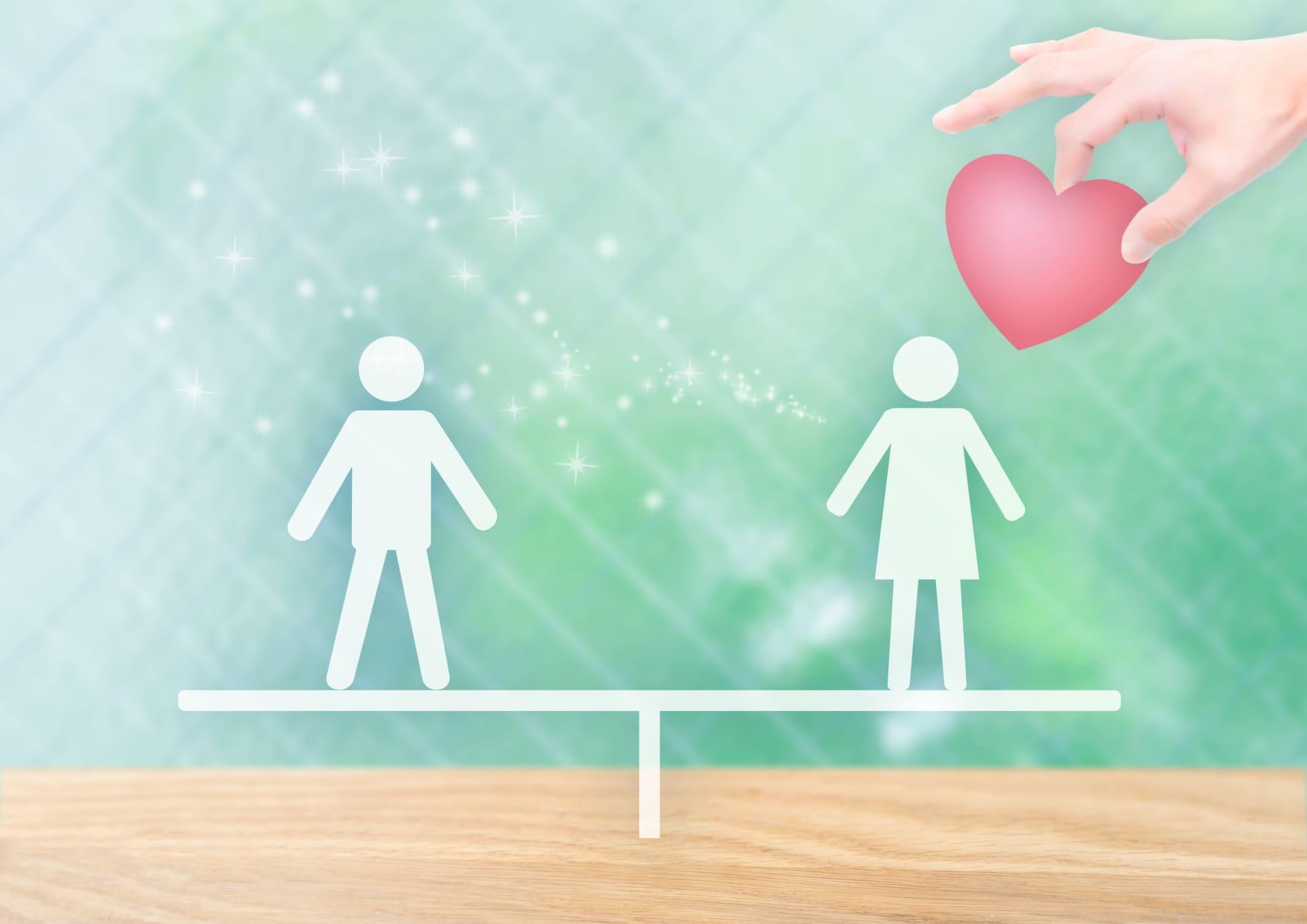 相性占い|無料でわかる!あの人との恋愛相性、恋人になれる確率