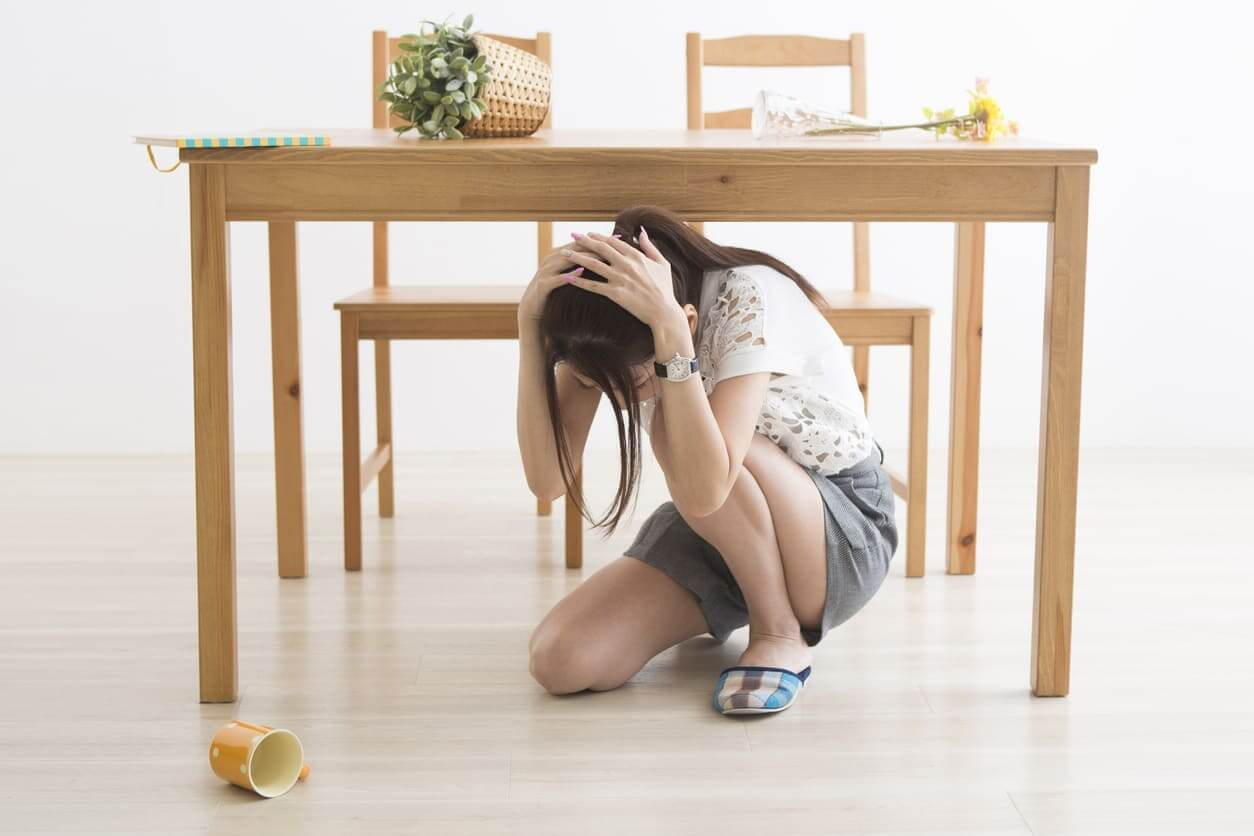 夢占い|地震の夢の意味は?生活に変化が起こってくる暗示が隠されている!
