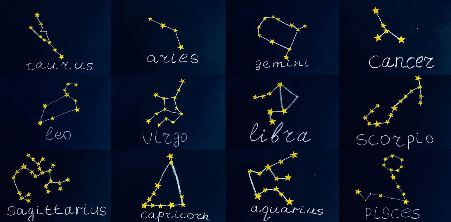 当たる12星座占い|あなたが持つ性格と特徴、秘められた個性と才能、運勢
