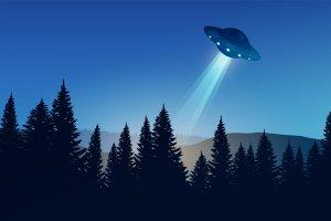 夢占い|UFOの夢の意味は?UFOに乗っていたら現実逃避したい暗示